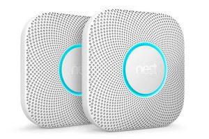 detector de humo y monóxido de carbono nest protect