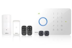sistema de alarma agtech gsm touch agc5