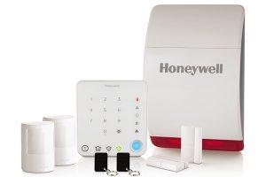 sistema de alarma honeywell hs331s