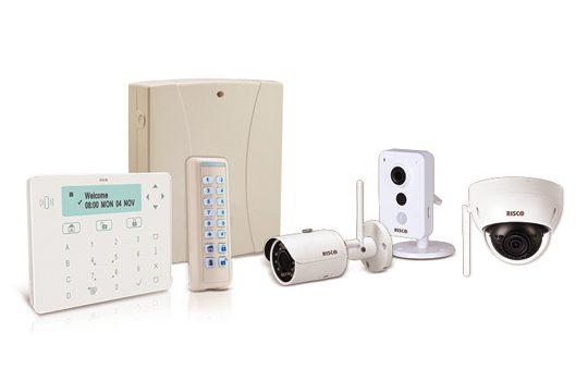sistema de alarma Risco Lightsys 2
