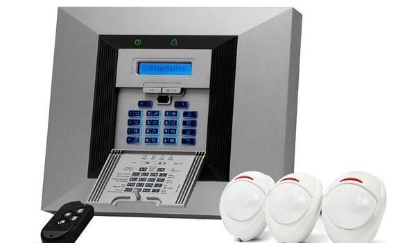 sistema de alarma Visonic Powermax en kit