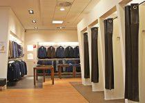 probador de tienda de ropa