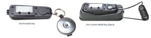 llaves S3X para sistemas antihurto Checkpoint S3