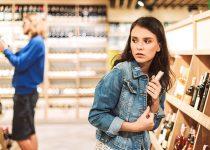 robo o hurto en una tienda