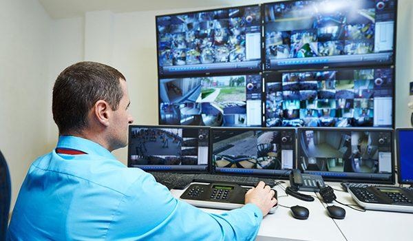 grabaciones de cámaras de seguridad