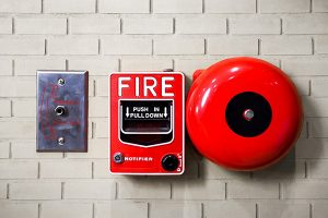 alarmas sonoras de emergencia