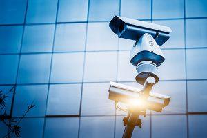 cámaras de seguridad para edificios